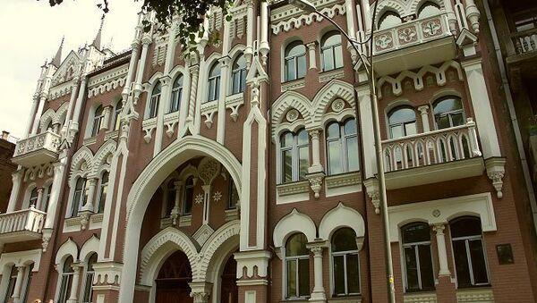 Нацбанк Украины. Архивное фото