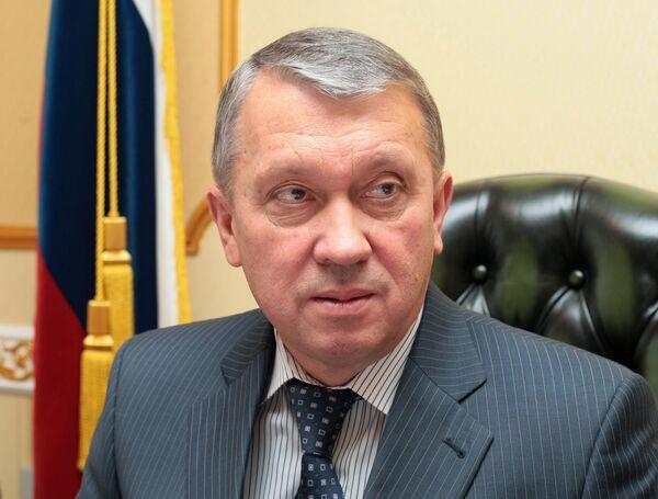 Директор ФСВТС Михаил Дмитриев. Архив