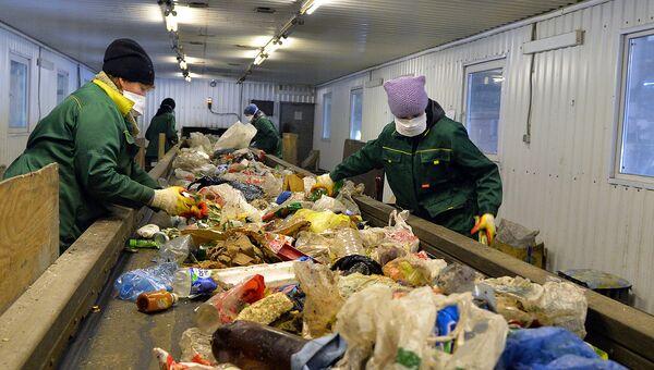В Воронежской области построят 16 мусоросортировочных комплексов