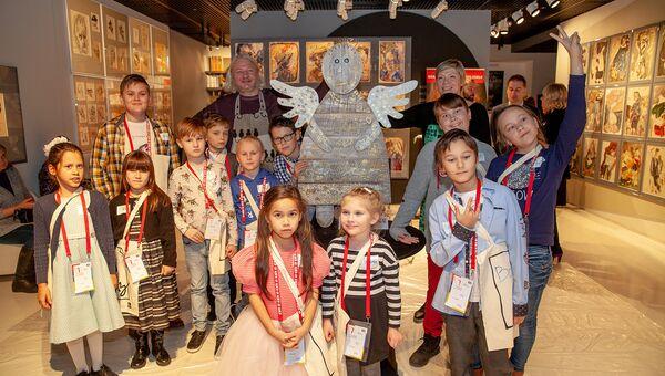 В Москве прошел праздник в честь пятилетия фонда Найди семью