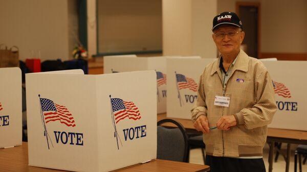 Голосование в США