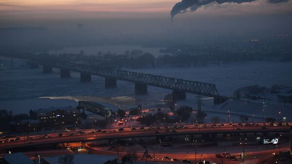 В Новосибирске более 2,5 тысячи жителей остались без света
