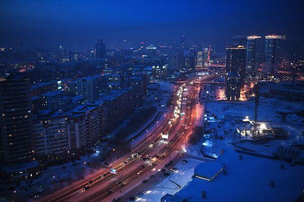 Ипподромская улица в Новосибирске