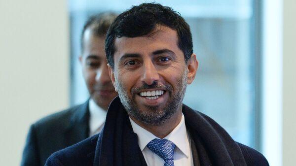 Министр энергетики Объединенных Арабских Эмиратов Сухейль аль-Мазруи.