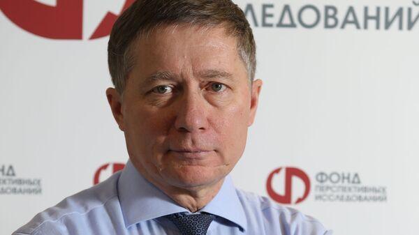 Заместитель генерального директора – председатель научно-технического совета ФПИ Виталий Давыдов