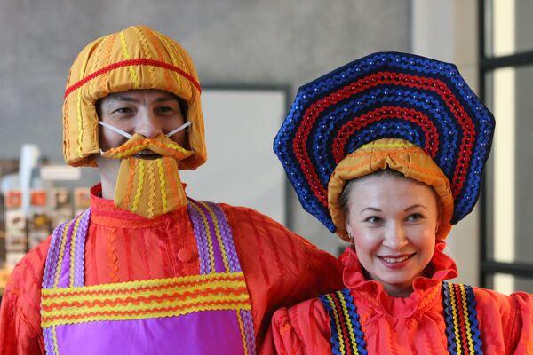 Праздничные мероприятия в Туле