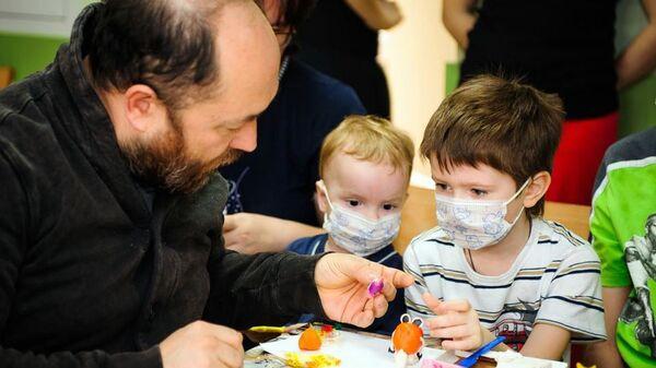 Фонд Подсолнух: как волонтеры помогали детям в 2018 году