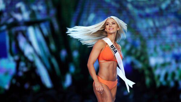 Участница конкурса Miss Universe 2018 из США Сара Роуз Саммерс