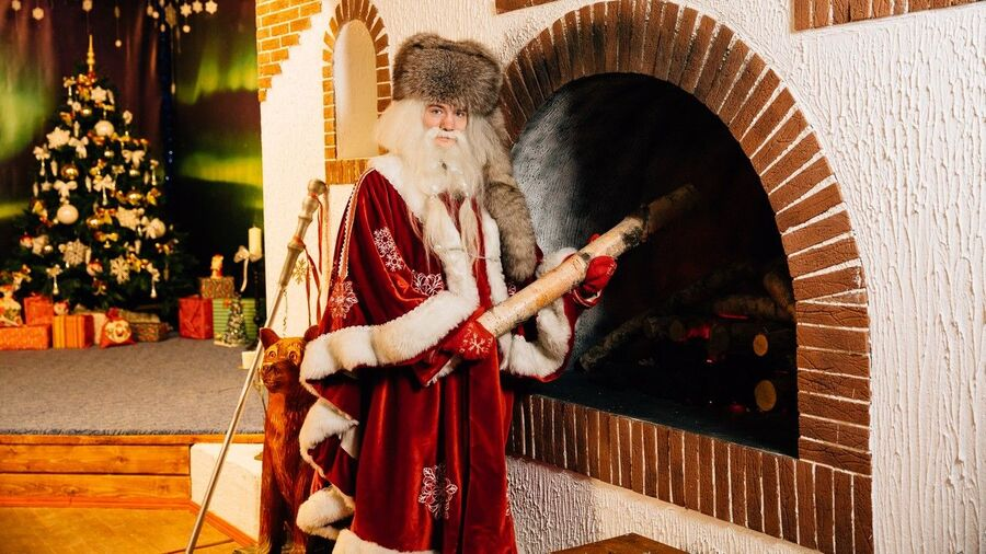 Карельский Дед Мороз Талви Укко