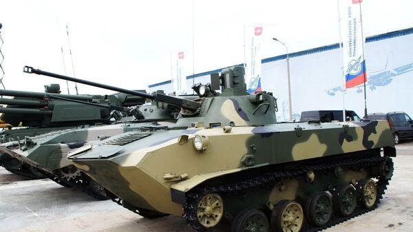 Боевая машина десанта БМД-2М