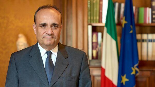 Министр культурного наследия и культурной деятельности Италии Альберто Бонисоли
