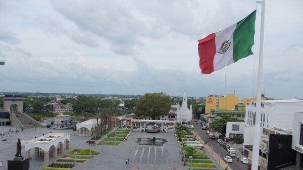 Мексиканский город Вильяэрмоса