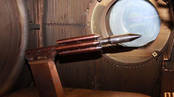 Испытание ракеты-носителя Ангара в гиперзвуковой аэродинамической трубе ЦАГИ