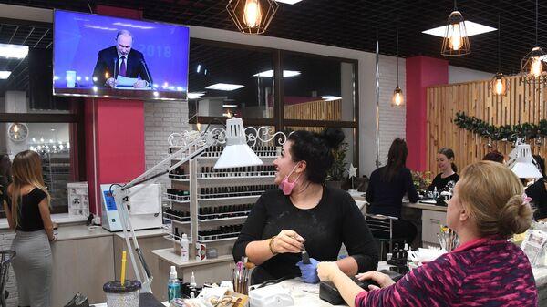 Путин: Кудрин мой приятель и превосходный специалист