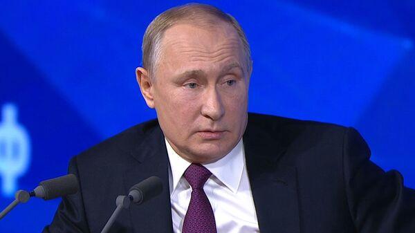 Путин рассказал о своих поварах и ответил на вопрос о ЧВК Вагнер