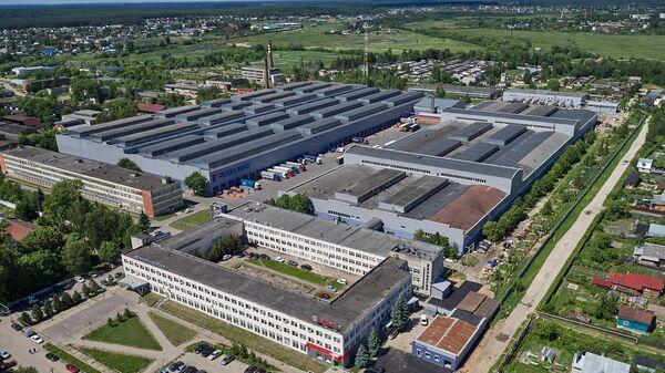 Завод Royal Thermo в городе Киржач Владимирской области