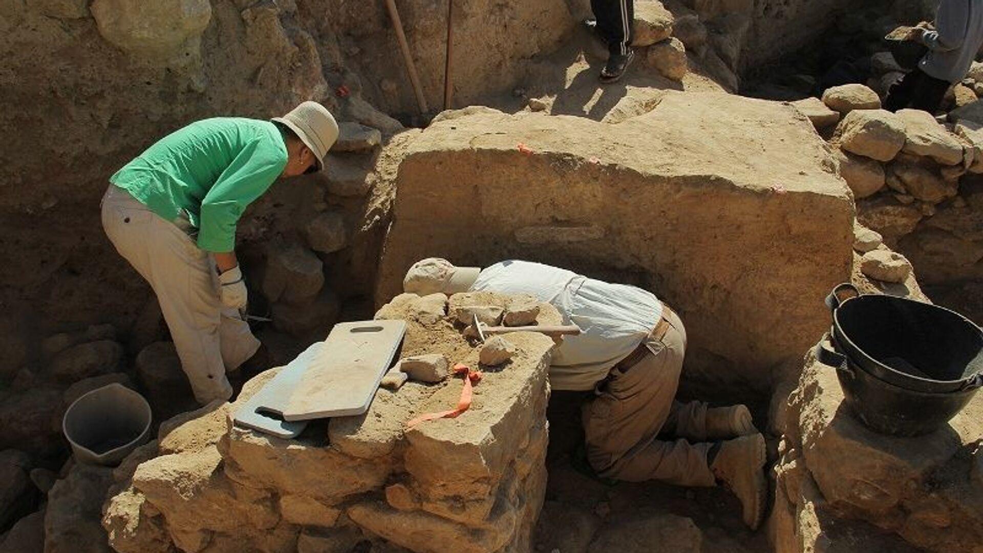 Ученые выяснили причину гибели библейских городов