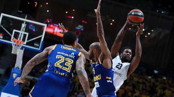 Баскетбол. Евролига. Матч Химки - Дарюшшафака