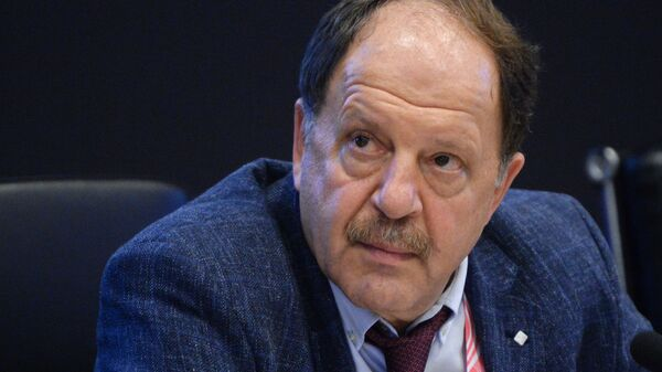 Директор Института физики прочности и материаловедения СО РАН Сергей Псахье