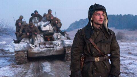 Кадр из фильма Т-34
