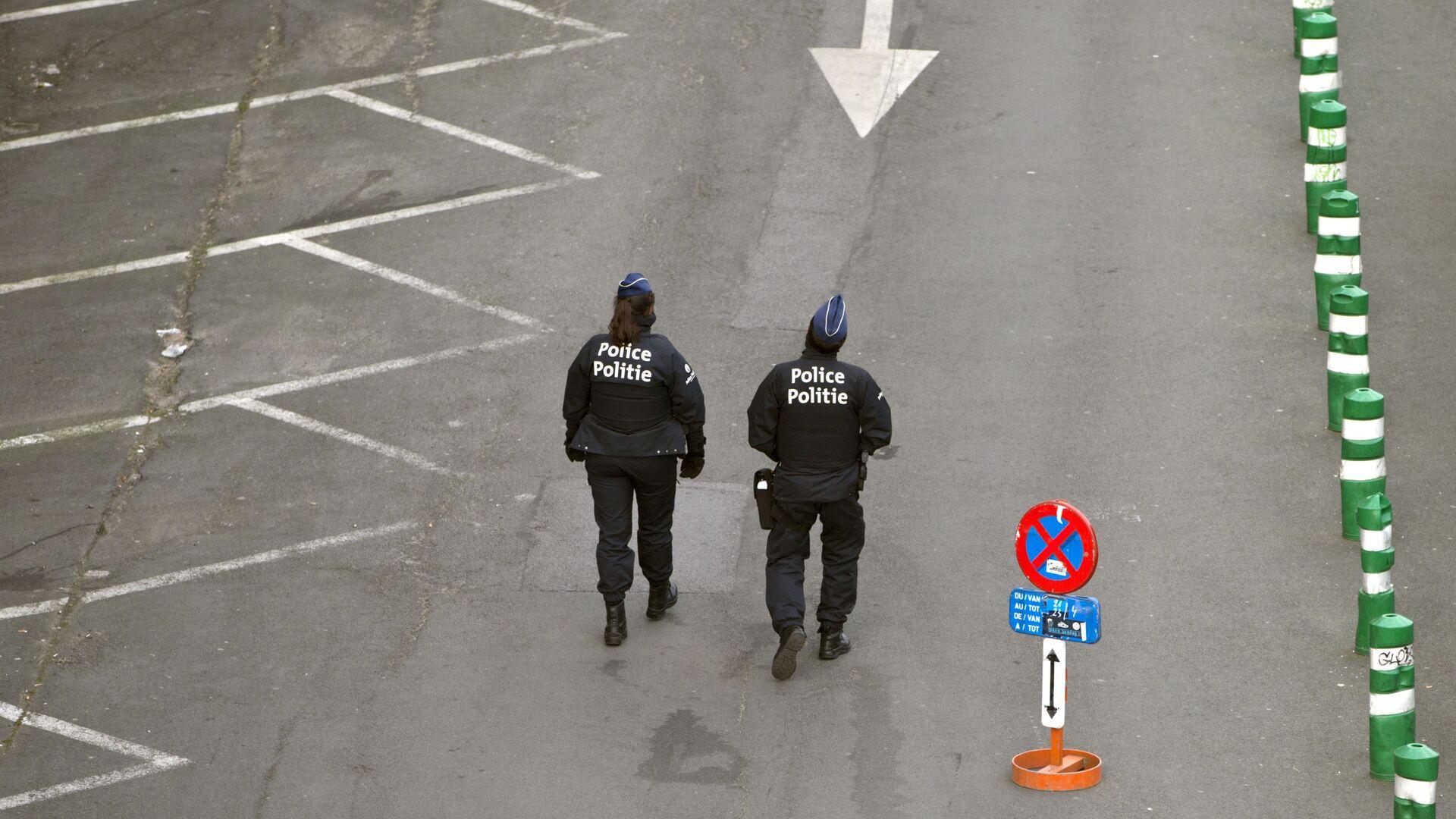 В Брюсселе задержали более 70 участников беспорядков