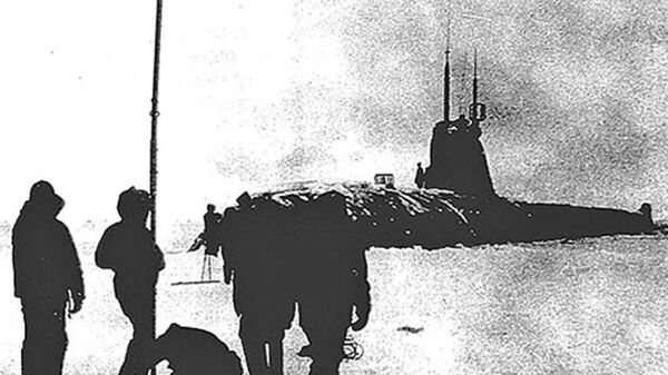 Подводная лодка  К-181 проекта 627А Кит