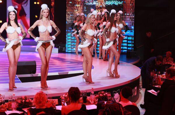 Участницы конкурса красоты Мисс Москва 2018