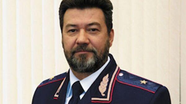 Начальник главного управления по противодействию экстремизму МВД России Тимур Валиулин