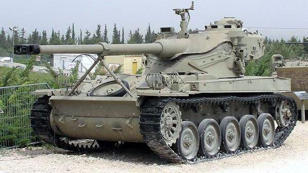 Танк AMX-13