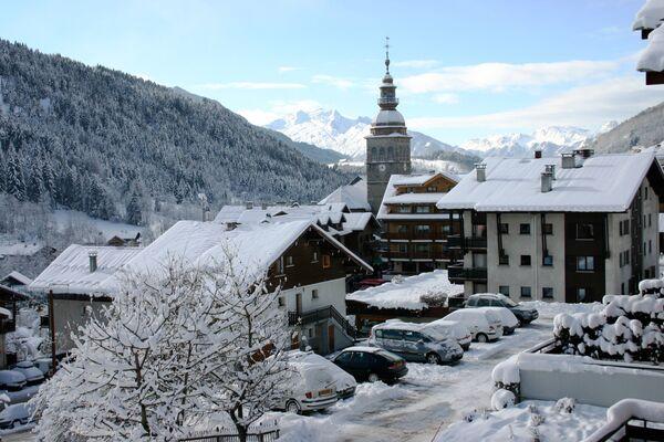 Во французских Альпах