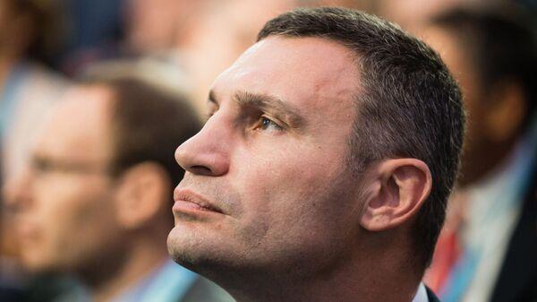 Мэр Киева Виталий Кличко пообщался с пранкерами