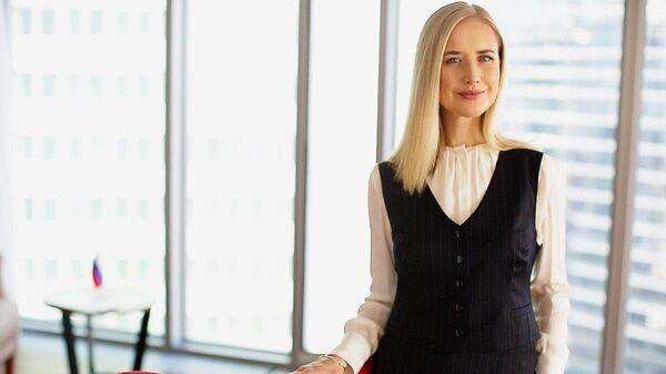 Заместитель министра здравоохранения России Елена Бойко