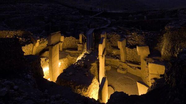 Развалины Гебекли-Тепе