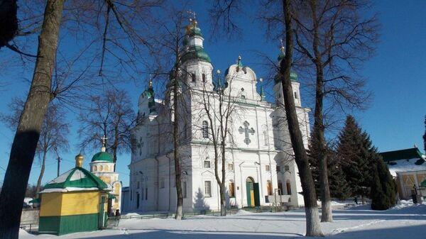 Свято-Троицкий кафедральный собор в Чернигове