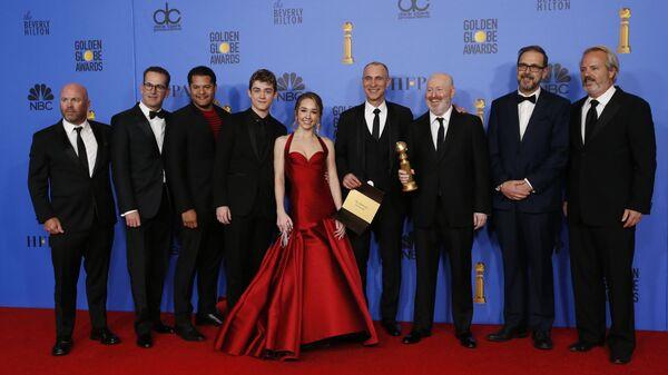 Сериал Американцы завоевал Золотой глобус в категории лучший драматический сериал
