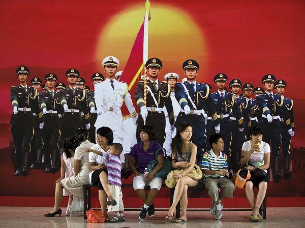 Военный музей в Пекине