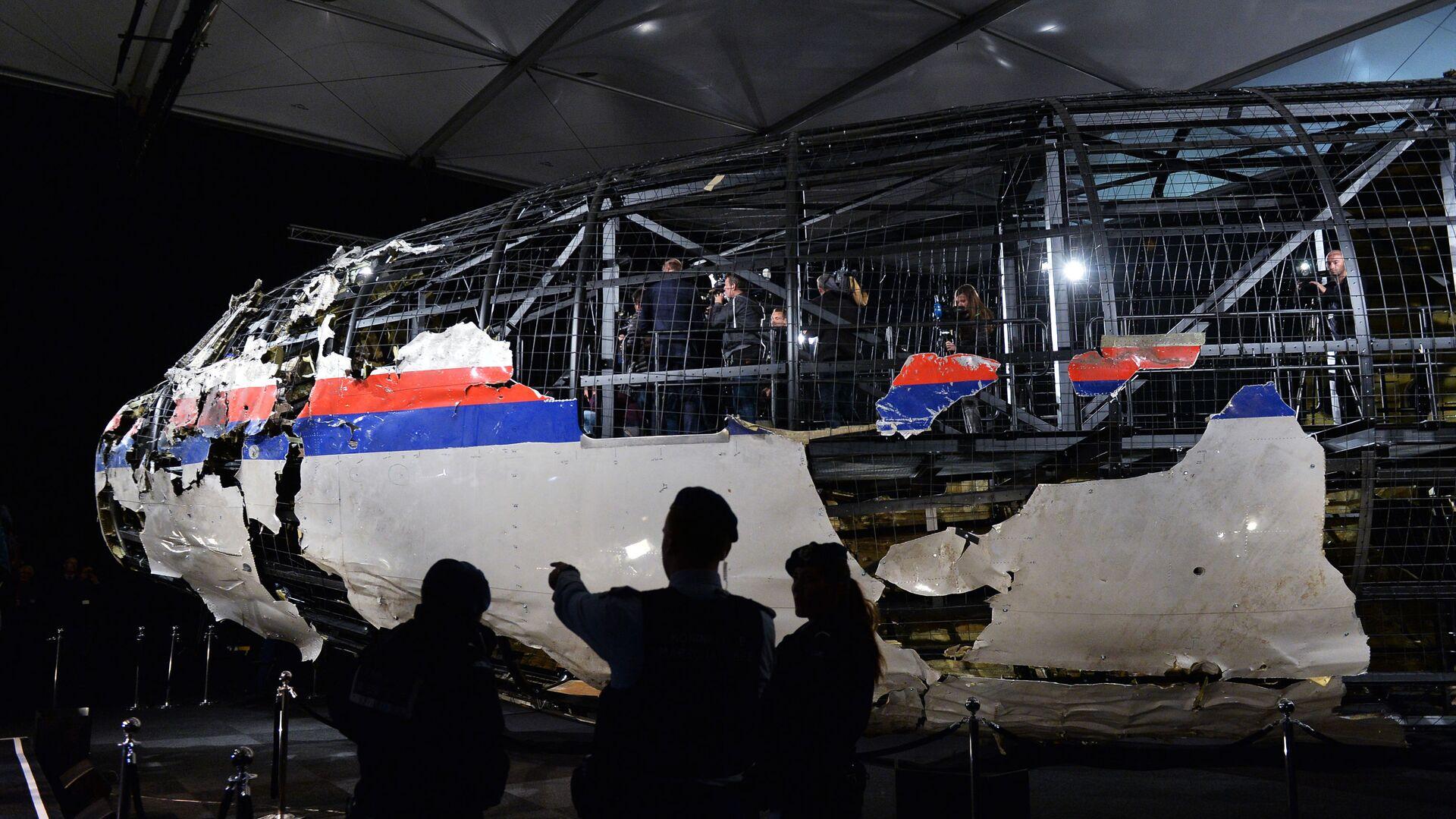 Судья оценила возможность опроса в России фигуранта дела МН17