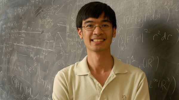 Теренс Тао в Калифорнийском университете, 2006 год