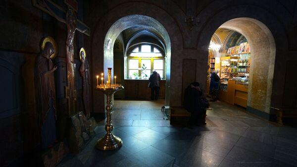 Церковь Всех Святых на Кулишках в Москве