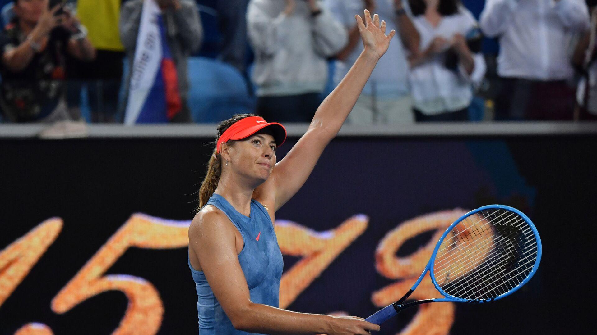 Обои ракетка, Мария шарапова, мяч. Спорт foto 18