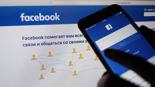Facebook заблокировала страницы Sputnik