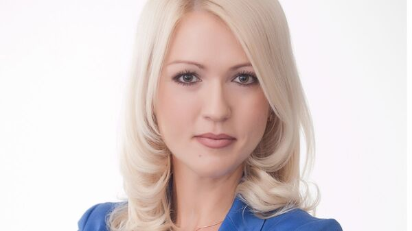 Заместитель Главы Республики Хакасия Юлия Исмагилова