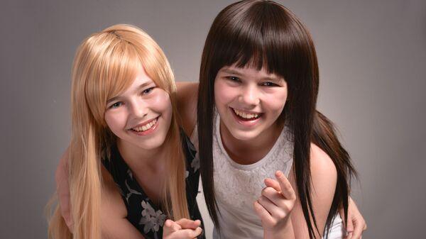 Сестры-близнецы