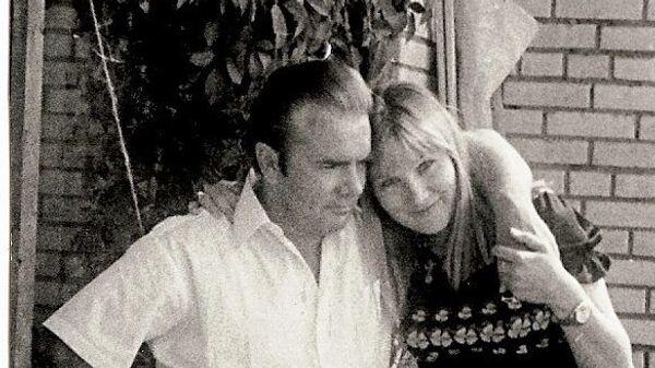 Сергей Павлов с дочерью Людмилой