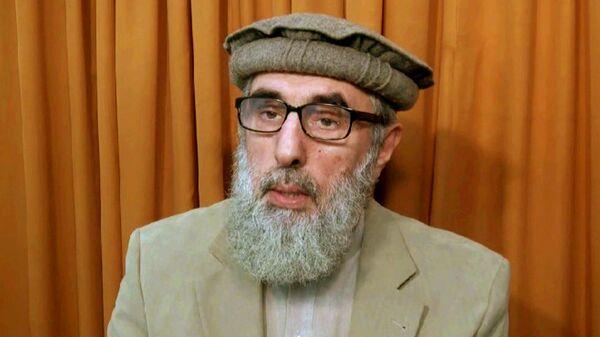 Бывший премьер-министр Афганистана, лидер Исламской партии Гульбеддин Хекматияр