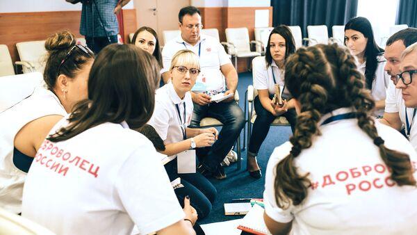 ОП РФ: поддержка волонтерства остается одним из приоритетов для государства