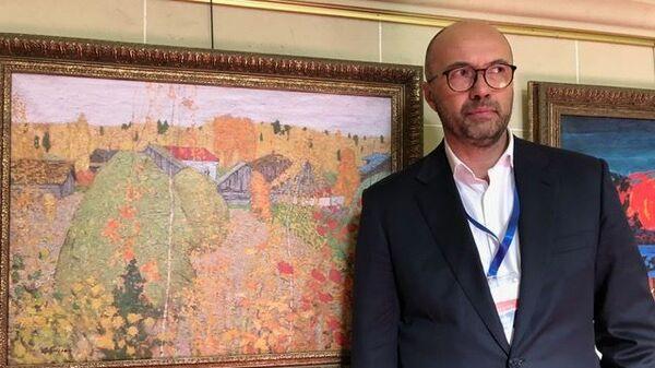 Бывший директор Владимиро-Суздальского музея-заповедника Игорь Конышев