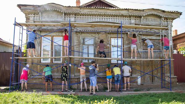 ЕР организует летний кампус для волонтеров-реставраторов в Самаре
