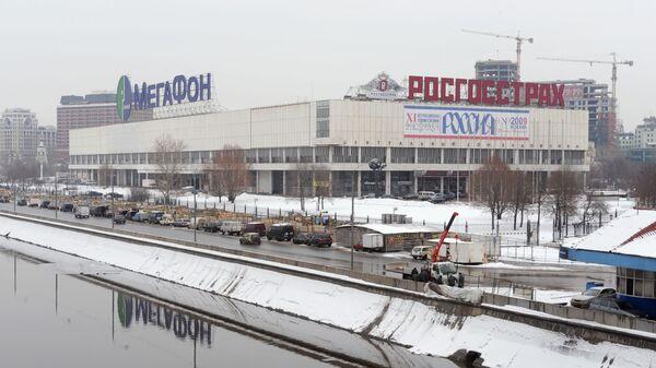 Центральный дом художника на Крымском валу в Москве