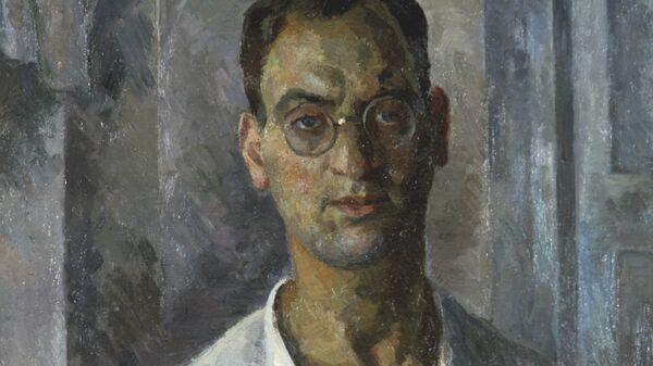 Автопортрет художника Роберта Фалька